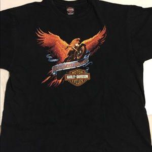 03 Harley Maui t shirt